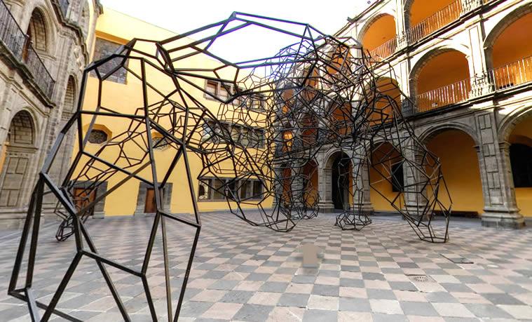 Resultado de imagen para antiguo museo de san ildefonso